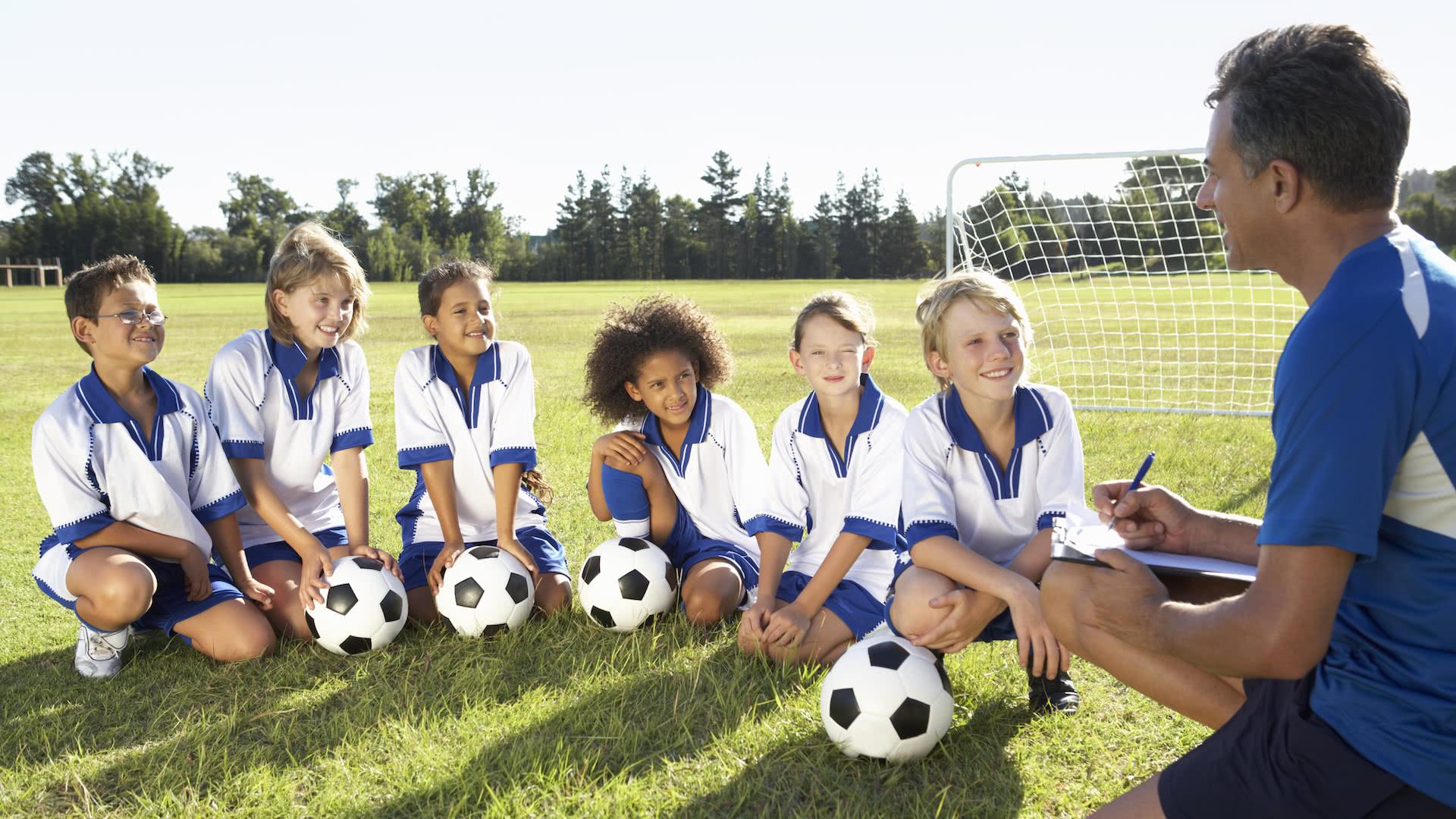 Sportfocus Lasten Valmentaminen